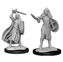 Pathfinder Battles Deep Cuts: Female Human Champion (Wave 14)