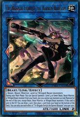 Tri-Brigade Ferrijit the Barren Blossom - PHRA-EN046 - Ultra Rare - 1st Edition