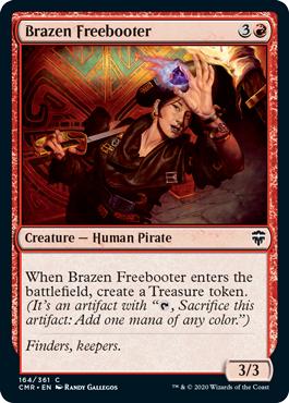 Brazen Freebooter