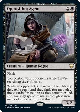 Opposition Agent - Foil