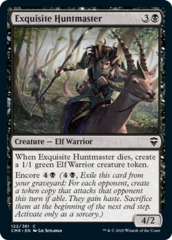 Exquisite Huntmaster - Foil