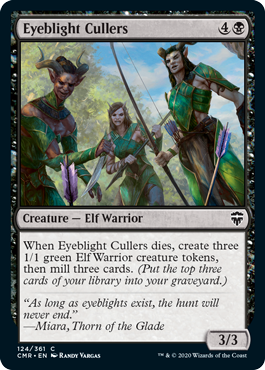 Eyeblight Cullers - Foil