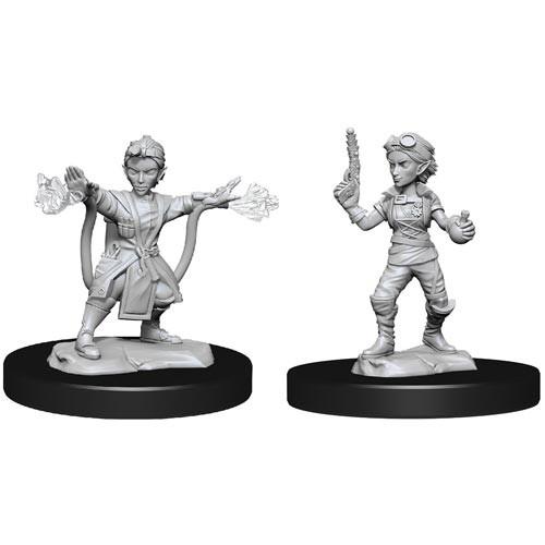 D&D Nolzurs Marvelous Unpainted Miniatures: W14 Female Gnome Artificer