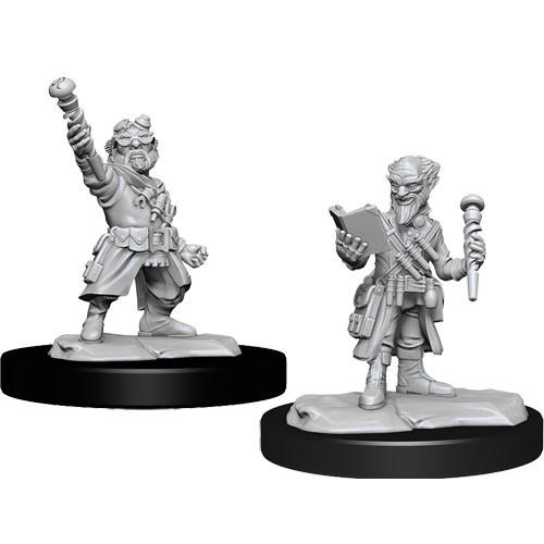 D&D Nolzurs Marvelous Unpainted Miniatures: W14 Male Gnome Artificer