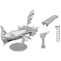 D&D Nolzur's Marvelous Unpainted Miniatures: W14 Skycoach