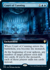 Court of Cunning (Extended Art)