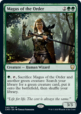 Magus of the Order