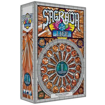 Sagrada: The Great Facades - Life Expansion