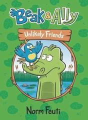 Beak & Ally Gn Vol 01 Unlikely Friends (STL170158)