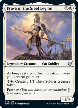Prava of the Steel Legion