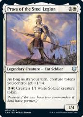 Prava of the Steel Legion - Foil
