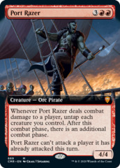 Port Razer (Extended Art)