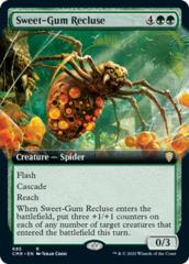Sweet-Gum Recluse - Extended Art