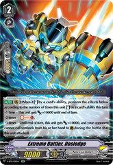 Extreme Battler, Dosledge - V-BT11/021EN - RR