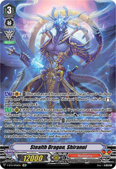 Stealth Dragon, Shiranui - V-BT11/SP06EN - SP