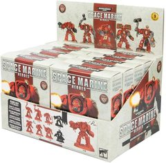 Space Marine Heroes: Rest of The World Series 2 - Display Box