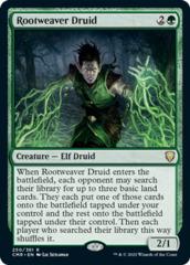 Rootweaver Druid