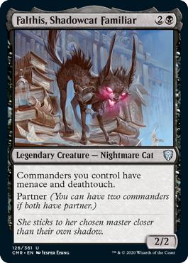 Falthis, Shadowcat Familiar