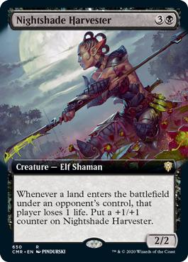 Nightshade Harvester (Extended Art)