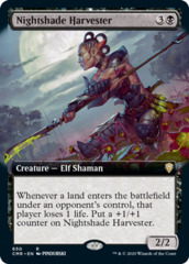 Nightshade Harvester - Extended Art