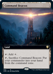 Command Beacon - Extended Art
