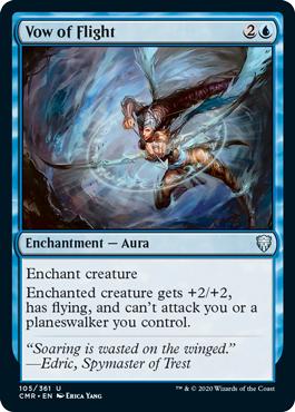 Vow of Flight - Foil