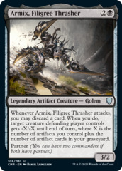 Armix, Filigree Thrasher - Foil