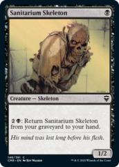 Sanitarium Skeleton - Foil