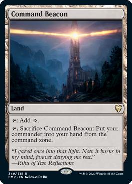 Command Beacon - Foil