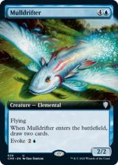 Mulldrifter - Foil - Extended Art