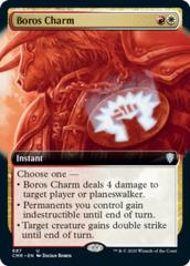 Boros Charm - Foil - Extended Art