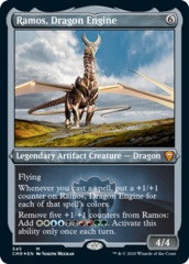 Ramos, Dragon Engine - Foil Etched