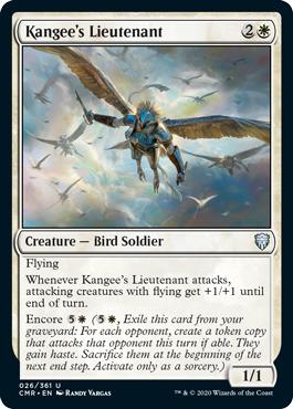 Kangees Lieutenant - Foil