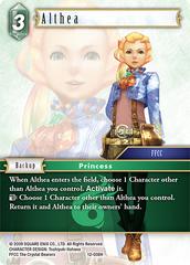 Althea - 12-038H - Foil