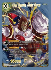 King Vegeta, Giant Force - DB3-138 - GFR
