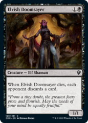 Elvish Doomsayer