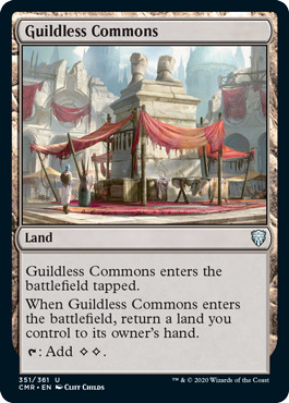 Guildless Commons - Foil