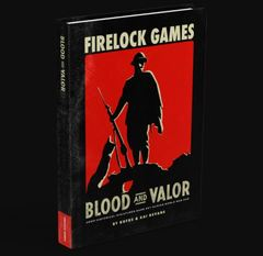 Blood and Valor Rule Book