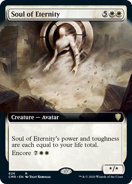 Soul of Eternity - Extended Art