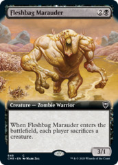 Fleshbag Marauder - Extended Art