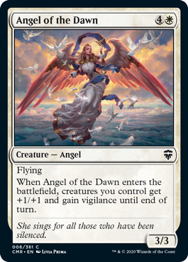 Angel of the Dawn