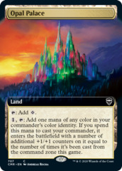 Opal Palace - Foil - Extended Art