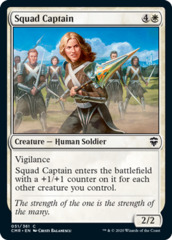 Squad Captain - Foil