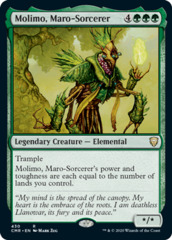 Molimo, Maro-Sorcerer - Theme Deck Exclusive