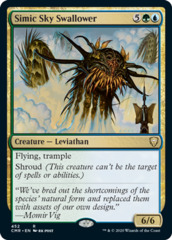 Simic Sky Swallower - Theme Deck Exclusive
