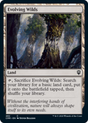 Evolving Wilds - Theme Deck Exclusive
