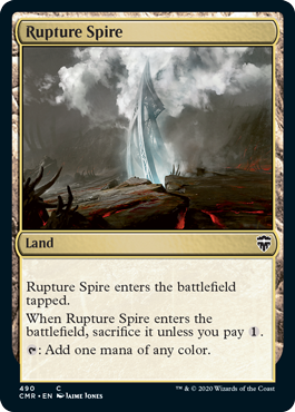 Rupture Spire - Theme Deck Exclusive