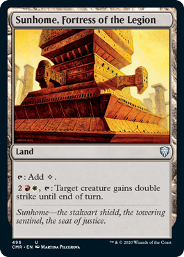 Sunhome, Fortress of the Legion - Theme Deck Exclusive