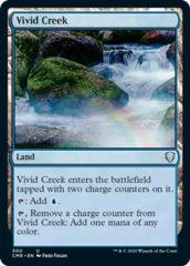 Vivid Creek - Theme Deck Exclusive