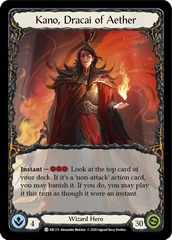 Kano / Kano, Dracai of Aether - Unlimited Edition